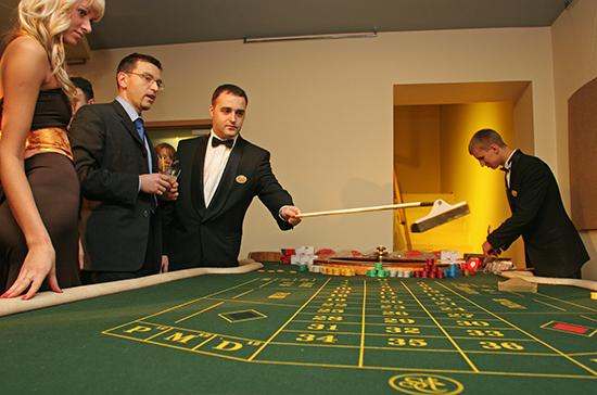Владельцев подпольных казино могут выкинуть с рынка ценных бумаг