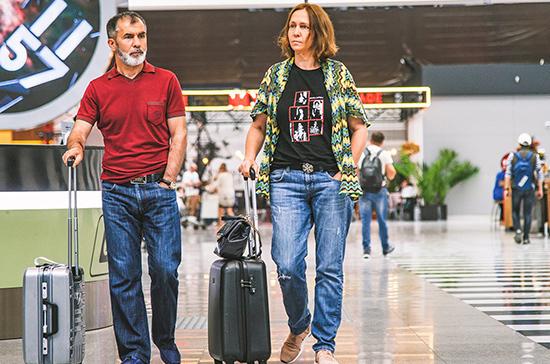 Застрявших в Дубае россиян вывезли на родину