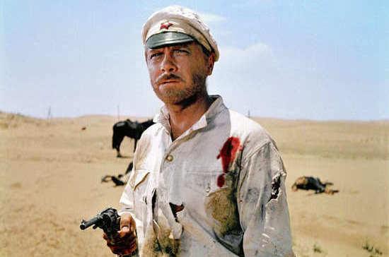 Фильм «Белое солнце пустыни» вышел в прокат 50 лет назад