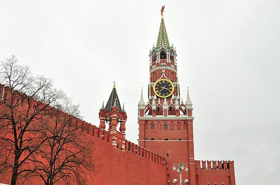 В Кремле считают оправданным введение в Москве всеобщего режима самоизоляции