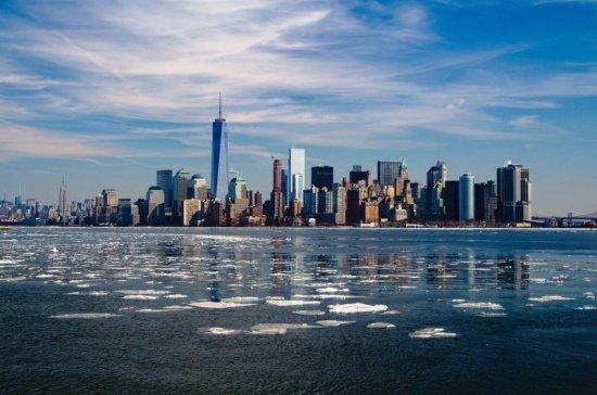 В США жителям трёх штатов рекомендовали воздержаться от поездок по стране