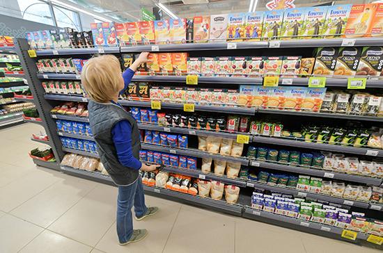 Омбудсмены не выявили дефицита продуктов в регионах