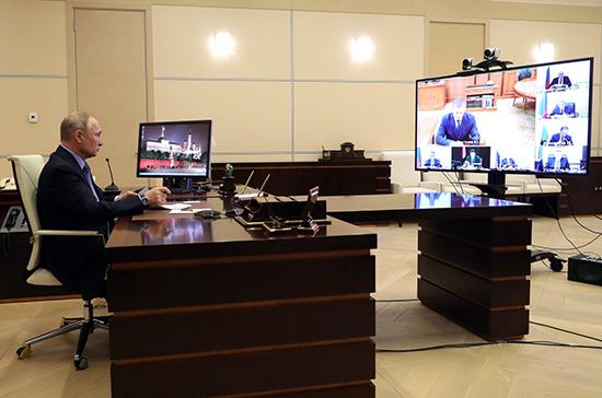 Президент поручил развернуть дополнительные центры диагностики COVID-19