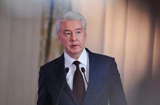 Собянин: 20% москвичей проигнорировали призыв о самоизоляции