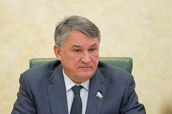 Юрий Воробьёв: все сенаторы подали декларации о своих доходах в срок