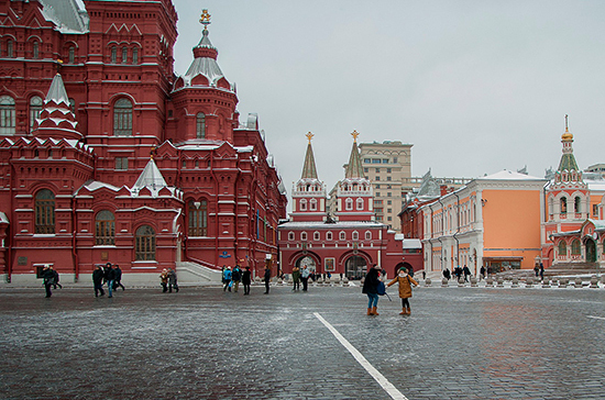 В Москве объявлено экстренное предупреждение из-за похолодания