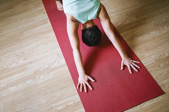 В Минздраве рекомендовали больше двигаться во время самоизоляции