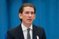 Курц: ситуацию с коронавирусом в Австрии можно назвать затишьем перед бурей