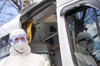 Мишустин поручил утвердить двухнедельный график поставки масок в больницы