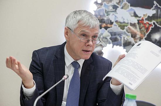 Гартунг: России не грозит дефицит продовольствия из-за коронавируса