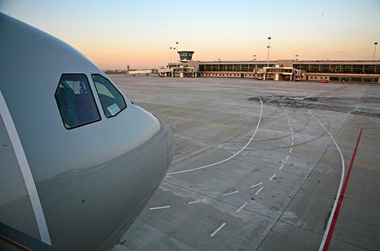Российский самолёт с медицинским оборудованием вылетел в США