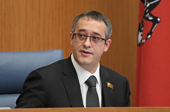 Шапошников: тесты всех депутатов Мосгордумы на коронавирус дали отрицательный результат