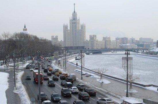 Синоптики рассказали о погоде в Москве в начале апреля