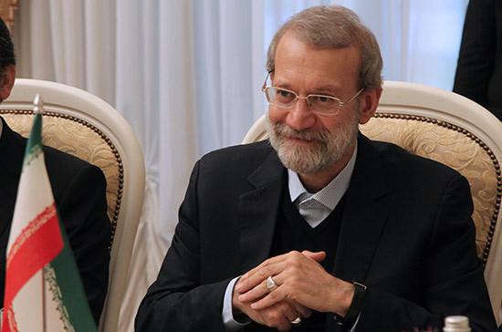 Председатель парламента Ирана заразился коронавирусом