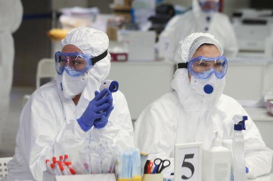 В трёх больницах Петербурга нашли пациентов с коронавирусом