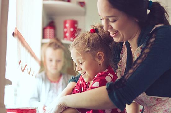 Кабмин установил порядок предоставления субсидий на выплаты на детей от 3 до 7 лет