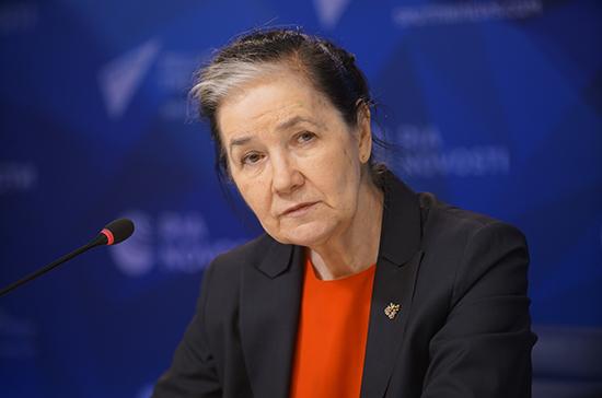Хованская прокомментировала возможные проблемы с неуплатой услуг ЖКХ
