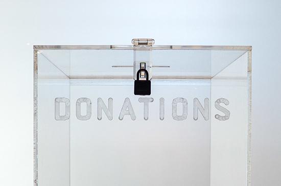 Ящики для пожертвований будут размещать по новым правилам