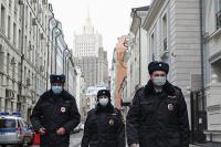 Когда москвичей начнут штрафовать за самовольный выход из дома
