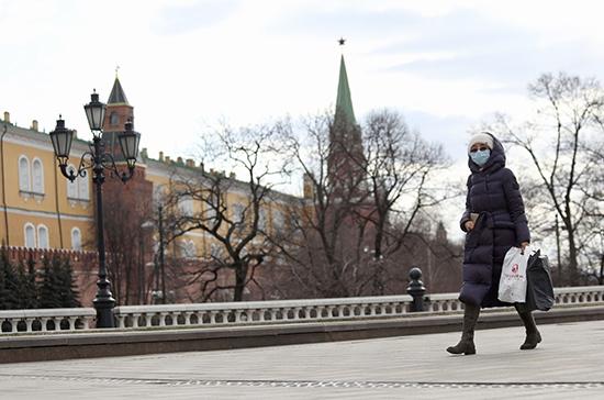 В Москве начала работать система мониторинга заражённых коронавирусом