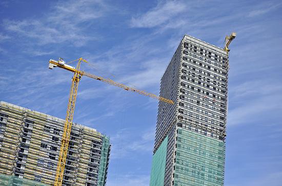 Ресин дал прогноз по развитию ситуации в строительной отрасли