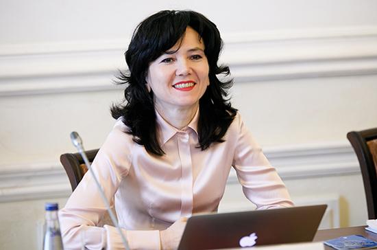 Лидия Михеева: ни одна социально значимая инициатива мимо Общественной палаты не пройдёт