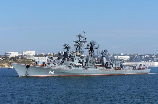 «Поющий фрегат» Черноморского флота включён в Книгу рекордов