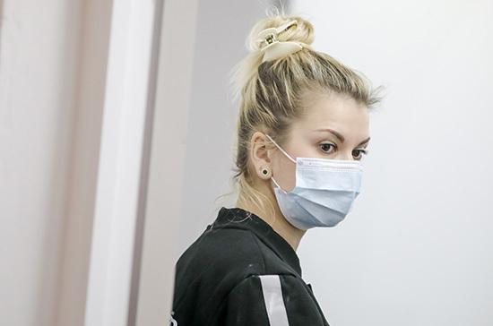 В ВОЗ напомнили, что здоровым людям носить маски не нужно