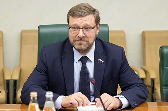 Косачев объяснил, почему повысился рейтинг власти среди граждан России