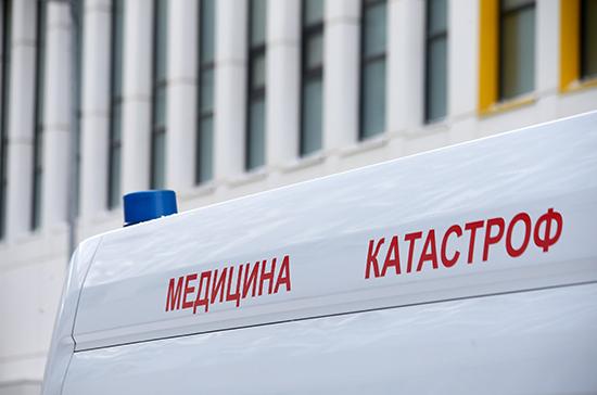 При взрыве газа в Подмосковье пострадали 6 человек, один погиб