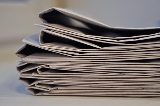 Печатные СМИ вошли в перечень необходимых товаров Петербурга