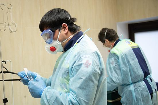 В Италии жертвами коронавируса уже стали 80 врачей