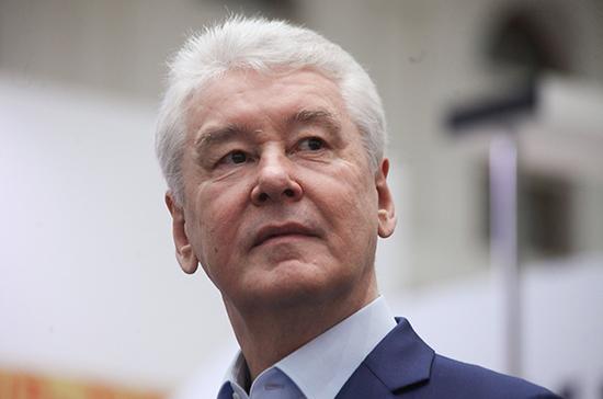Собянин: Москва относится к самой высокой группе риска по коронавирусу