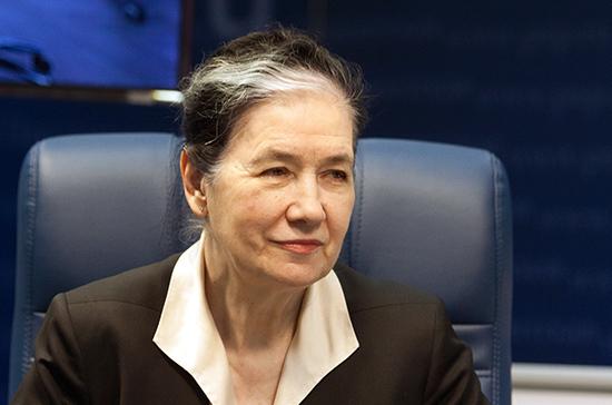 Хованская прокомментировала введение моратория на отключение коммунальных услуг за долги