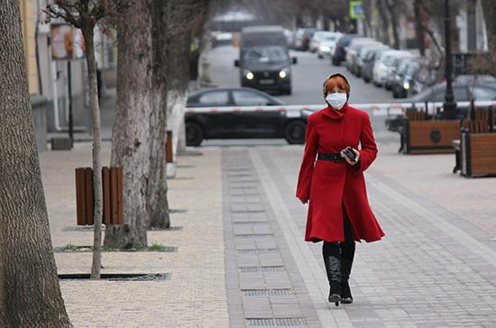 Крымчанам запретили без экстренной необходимости покидать дома до майских праздников