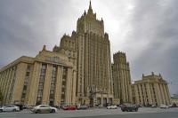 МИД: Россия и Турция подтвердили приверженность договоренностям по Идлибу