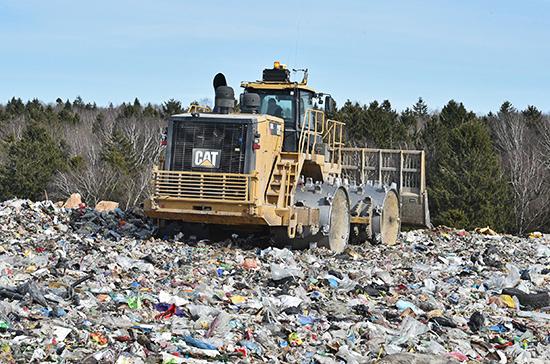 Минприроды предложило установить нулевую ставку НДС на услуги мусорных операторов