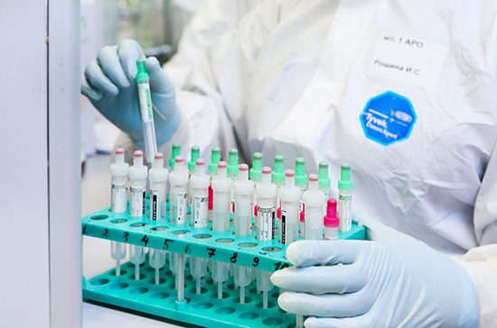 В России зафиксировали 1154 новых случаев коронавируса