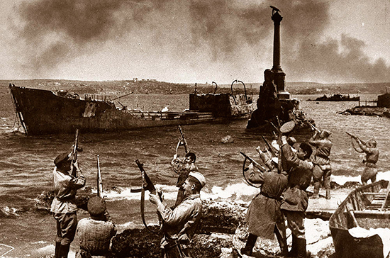 76 лет назад курортный Крым превратился для фашистов в кошмар