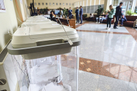 Решение о возможном переносе единого дня голосования примут в июне, заявили в ЦИК