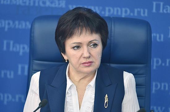 Бибикова рассказала, как получить выплаты в 5 тысяч рублей на детей