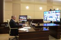 Путин: неотложная задача всех регионов — повышенная готовность медучреждений