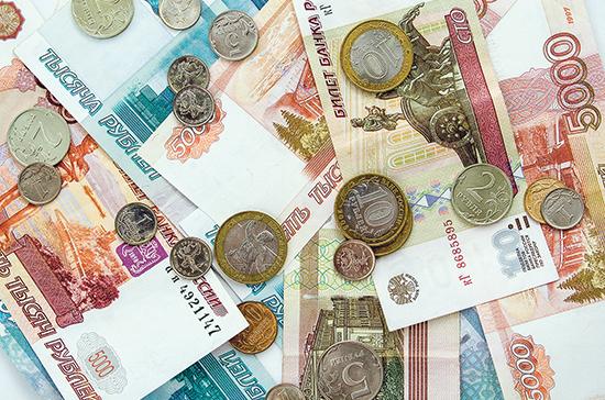 В Госдуму внесли проект о запрете ареста денег на счетах капремонта