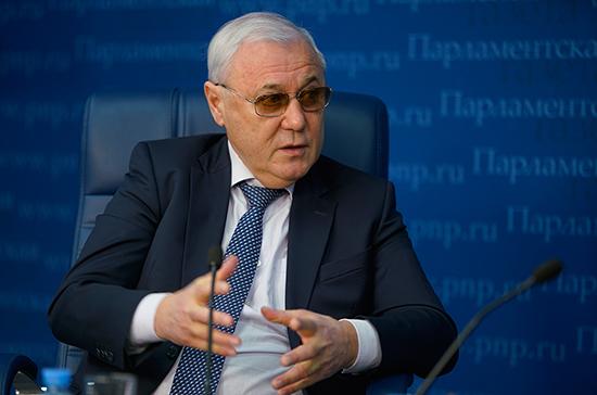 Аксаков считает, что поддержка всех отраслей позволит перезапустить экономический процесс