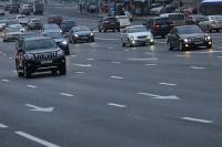 В Москве почти вдвое сократилось число нарушений на дорогах