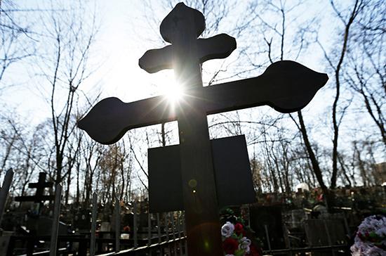 В Татарстане закроют для посещения кладбища из-за коронавируса