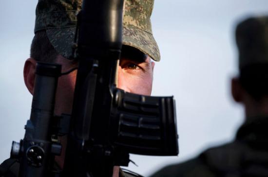 Минобороны: для военнослужащих Вооружённых сил ввели удалённый заказ питания