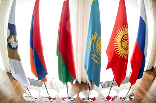 Россия призвала ЕАЭС к опережающим шагам в борьбе с COVID-19