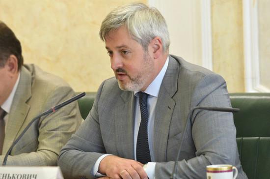 Первого замминистра просвещения Павла Зеньковича освободили от должности