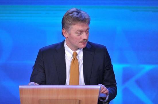 Песков надеется, что американская критика в адрес ВОЗ не подорвёт работу организации